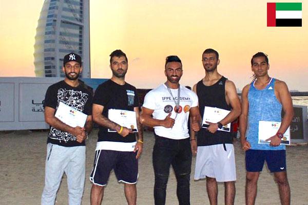 IFPE CERTIFICATION IN UAE DUBAI